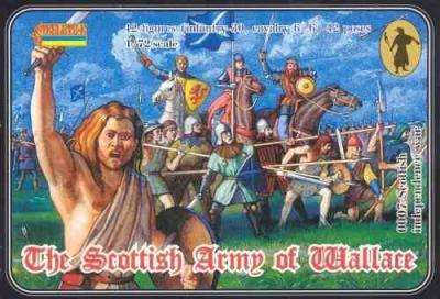 007 - The Scottish Army of Wallace 1/72
