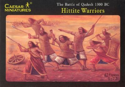 008 - Hittite Warriors 1/72