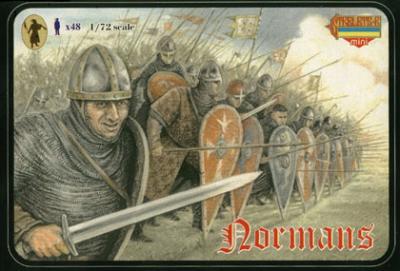 M001 - Normans 1/72