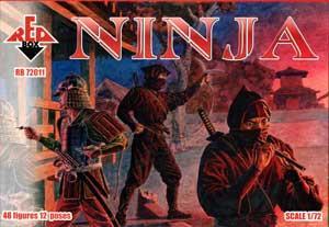 72011 - Ninja 1/72