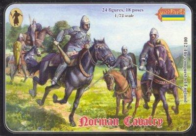 012 - Norman Cavalry 1/72