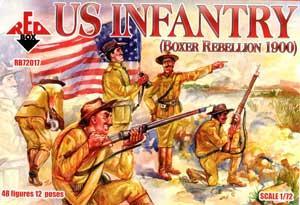 72017 - US Infantry 1/72