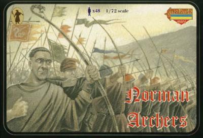 M002 - Norman Archers 1/72
