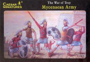 020 - Mycenaean Army 1/72
