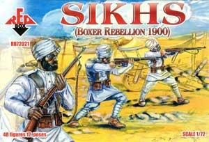 72021 - Sikhs 1/72