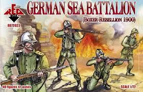 72023 - German Sea Battalion 1/72