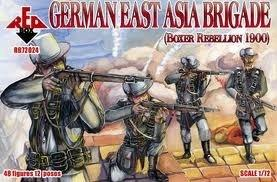 72024 - German East Asia Brigade 1/72