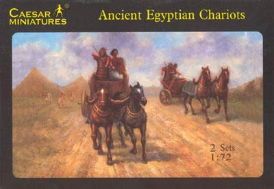 024 - Ancient Egyptian Chariots 1/72