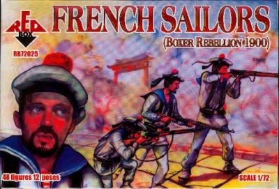 72025 - French Sailors 1/72