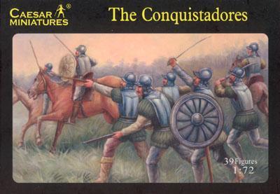 025 - The Conquistadores 1/72