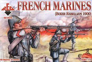 72026 - French Marines 1/72