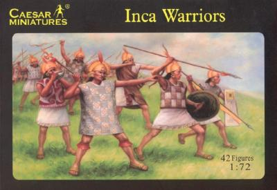 026 - Inca Warriors 1/72