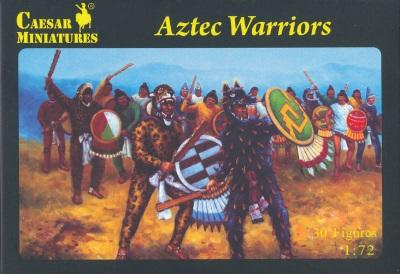 028 - Aztec Warriors 1/72