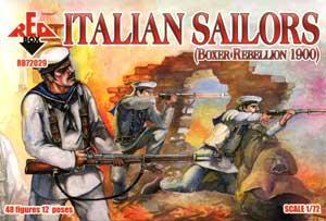 72029 - Italian Sailors 1/72