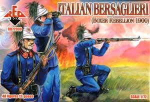 72030 - Italian Bersaglieri 1/72