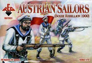 72031 - Austrian Sailors 1/72