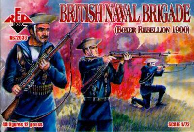 72033 - British Naval Brigade 1/72