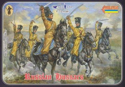 034 - Crimean Russian Hussars 1/72