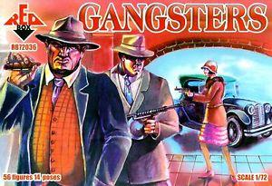 72036 - Gangsters 1/72