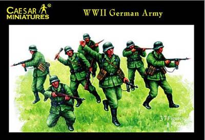 037 - WW2 German Army 1/72