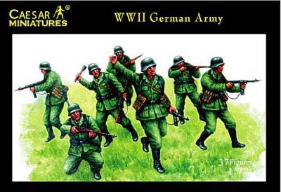 037 - WW2 German Army 1/72