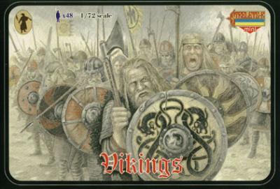 M004 - Vikings 1/72