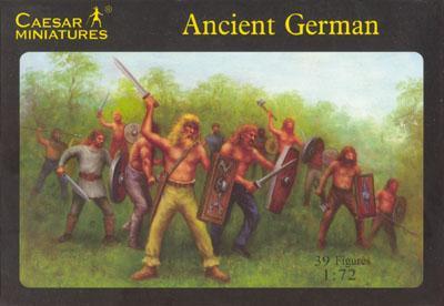 040 Ancient Germans 1/72