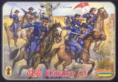 041 - US Cavalry (1) 1/72