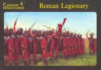 041 - Roman Legionary 1/72