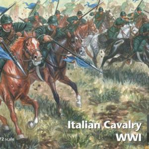 042 world war ii italian cavalry extra big 5986 766