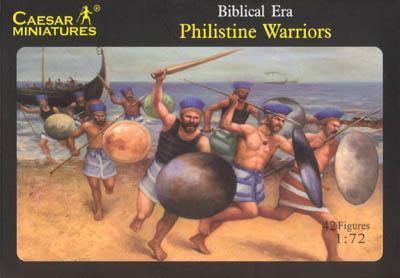 046 - Philistine Warriors 1/72