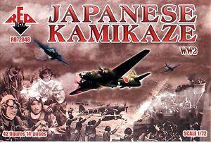 72048 - WW2 Japanese Kamikaze 1/72