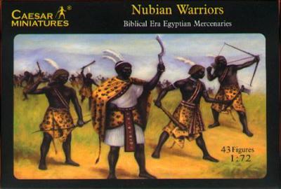 049 - Nubian Warriors 1/72