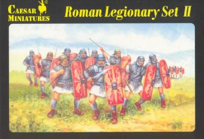 051 - Roman Legionary (Set II) 1/72