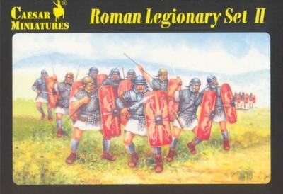 051 - Roman Legionary (Set II) 1/72