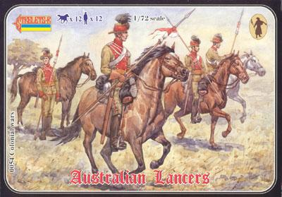 054 - Australian Lancers 1/72