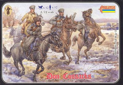 059 - WW1 Don Cossacks 1/72