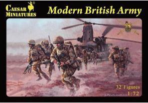 060 - Modern British Army 1/72