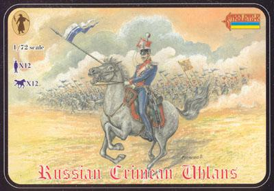 061 - Russian Crimean Uhlans 1/72