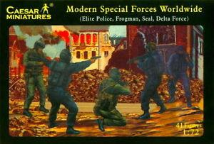 061 - Modern Special Forces Worldwide 1/72