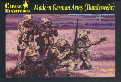062 - Modern German Army (Bundeswehr) 1/72