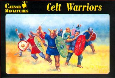 064 - Celt Warriors 1/72