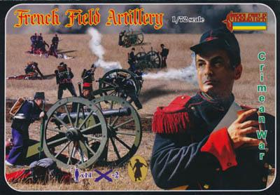 065 - French Field Artillery 1/72