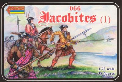 066 - Jacobites (1) 1/72