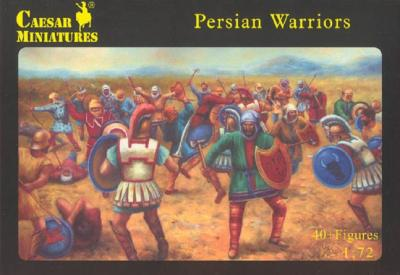 066 - Persian Warriors 1/72