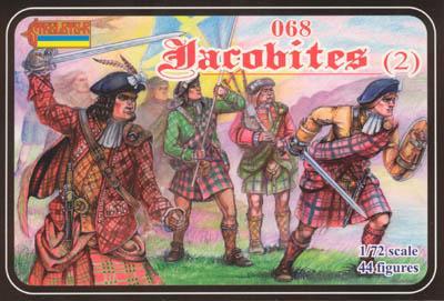 068 - Jacobites (2) 1/72
