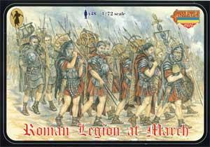 M007 - Roman Legion on the March 1/72
