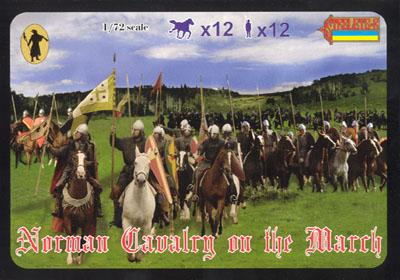 070 - Norman Cavalry on the March 1/72