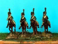 JS 72/0715 Französische Chasseurs de la Garde 1/72