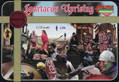 073 - Spartacus Uprising 1/72